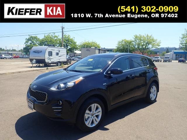 <strong>Own A New 2018 Kia Sportage LX</strong>