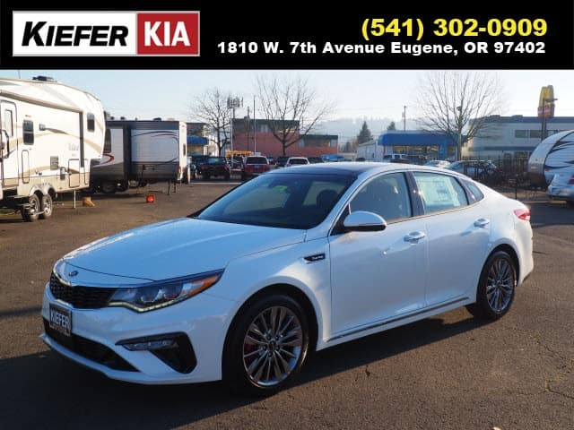 <strong>Own A New 2019 Kia Optima SX</strong>