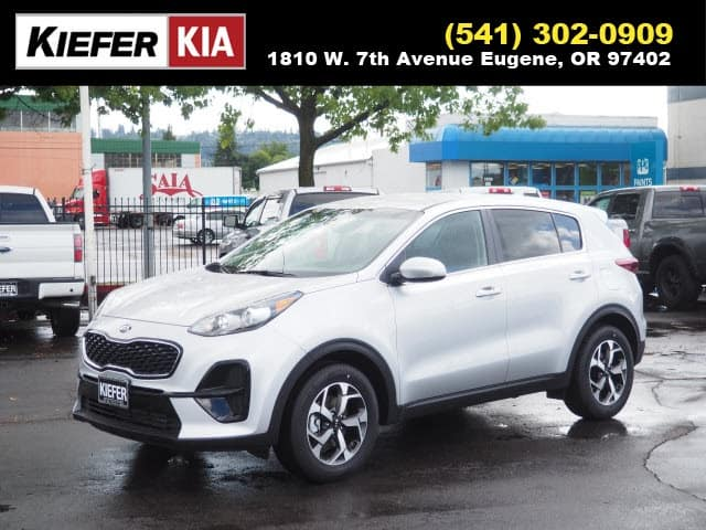 <strong>Lease A New 2020 Kia Sportage LX</strong>