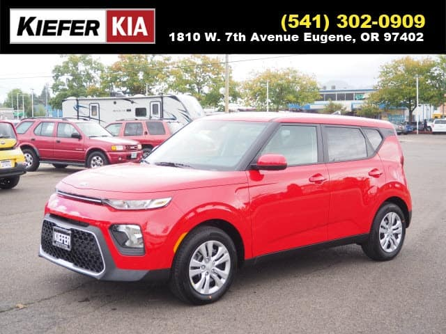 <strong>Lease A New 2020 Kia Soul LX</strong>