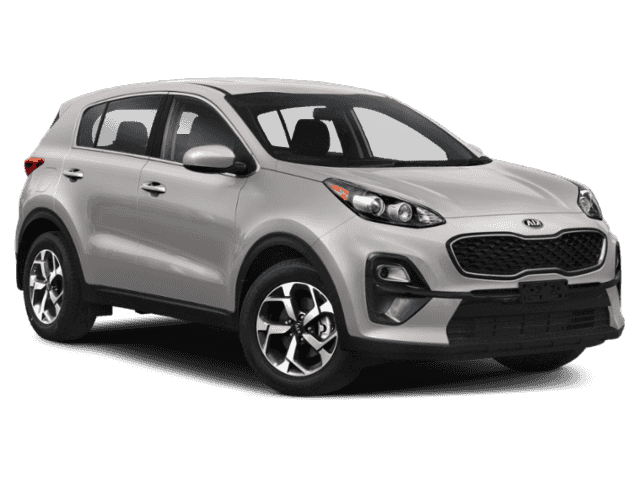 <strong>Lease A New 2020 Kia Sportage LX AWD</strong>