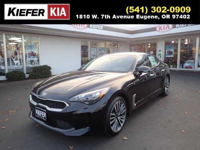 <strong>Own A New 2018 Kia Stinger Premium With Navigation & AWD</strong>