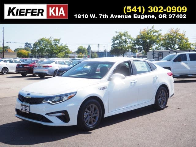 <strong>Own A New 2020 Kia Optima LX</strong>