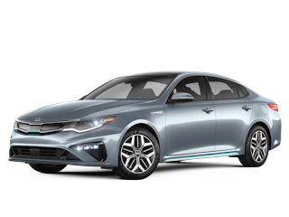 2020 Kia Optima Plugin Hybrid