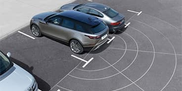Range Rover Velar Parking Rancho Mirage CA