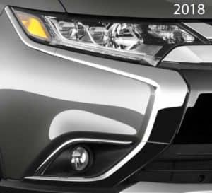 2018 Outlander Headlight