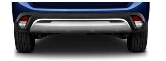 2019 Outlander Rear Bumper