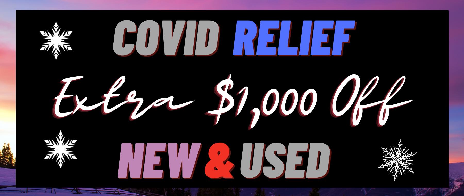 covid relief