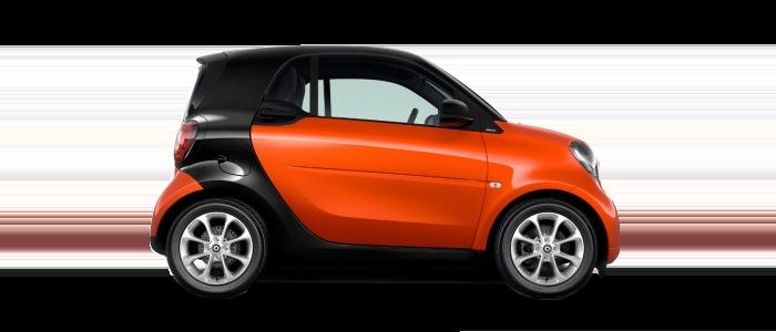 2019 smart ED coupe