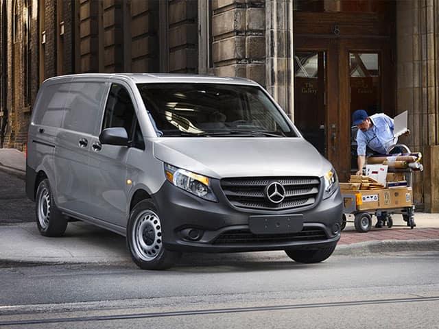 2019 and 2020 Metris Cargo Van
