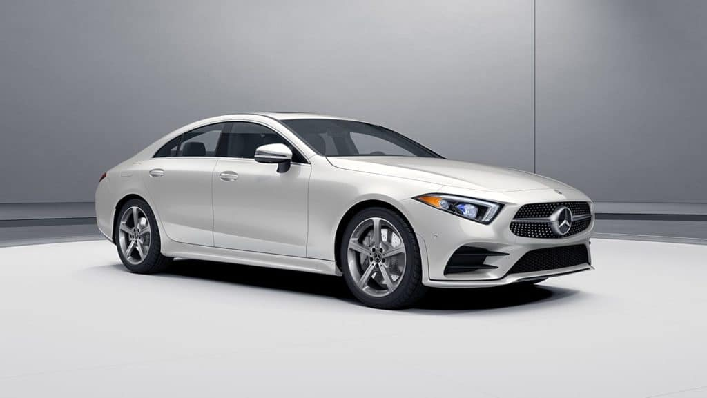 2019 CLS-Class 4MATIC Coupe