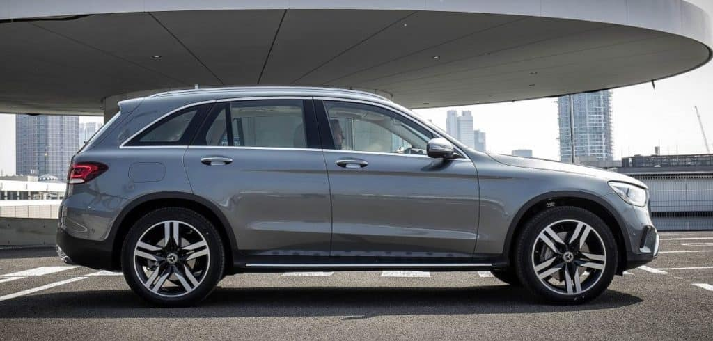 2020 GLC300 4MATIC® SUV