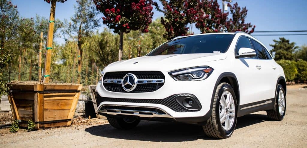 2021 GLA250 4MATIC® SUV