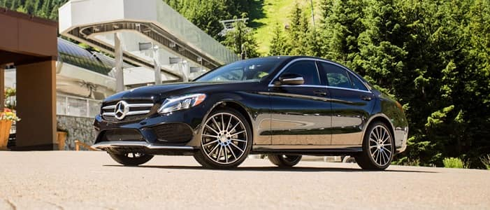 2016-2018 Mercedes-Benz Certified Pre-Owned C300 Sedans
