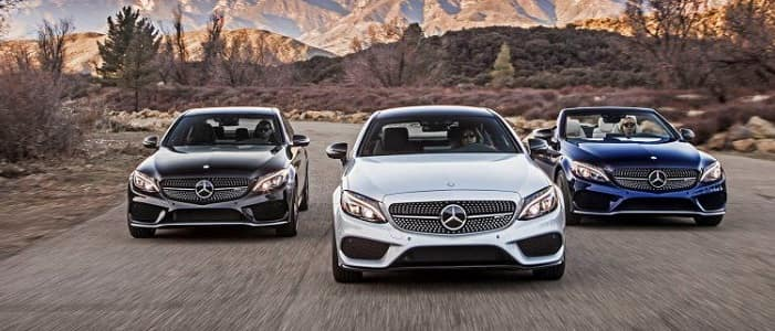 2016-2019 Mercedes-Benz Certified Pre-Owned AMG