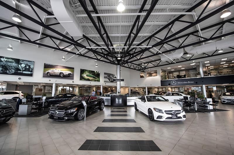 Level 1 - Sales Showroom