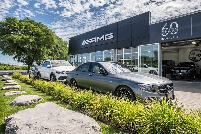 amg centre outside