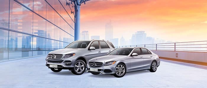 2016-2017 Mercedes-Benz Certified Pre-Owned C300 Sedans