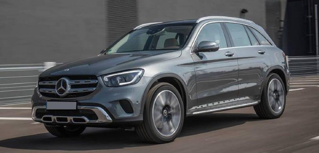 2021 GLC300 4MATIC® SUV