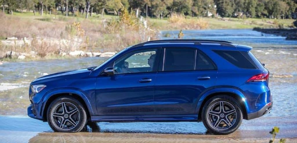 2021 GLE350 4MATIC® SUV