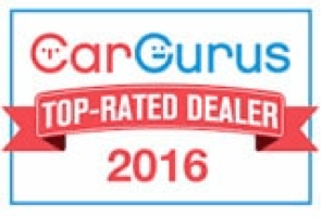 CarGurus Top-Rated Dealer 2016