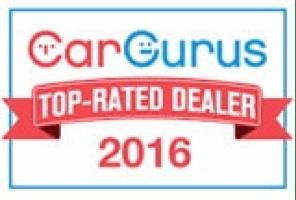 CarGurus Top-Rated Dealer 2016