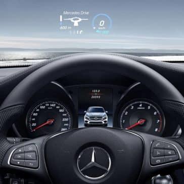 2019 MB GLC Steering Wheel