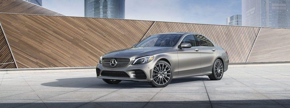 2020 MB C-Class Silver