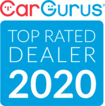 CarGurus 2020 Dealer Rater