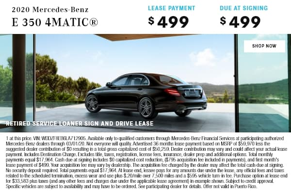 New 2021 Mercedes-Benz E 350 AWD 4MATIC®