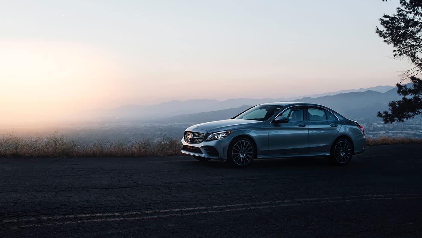 2019-Mercedes-Benz-C-Class-Sedan-mountain-highway