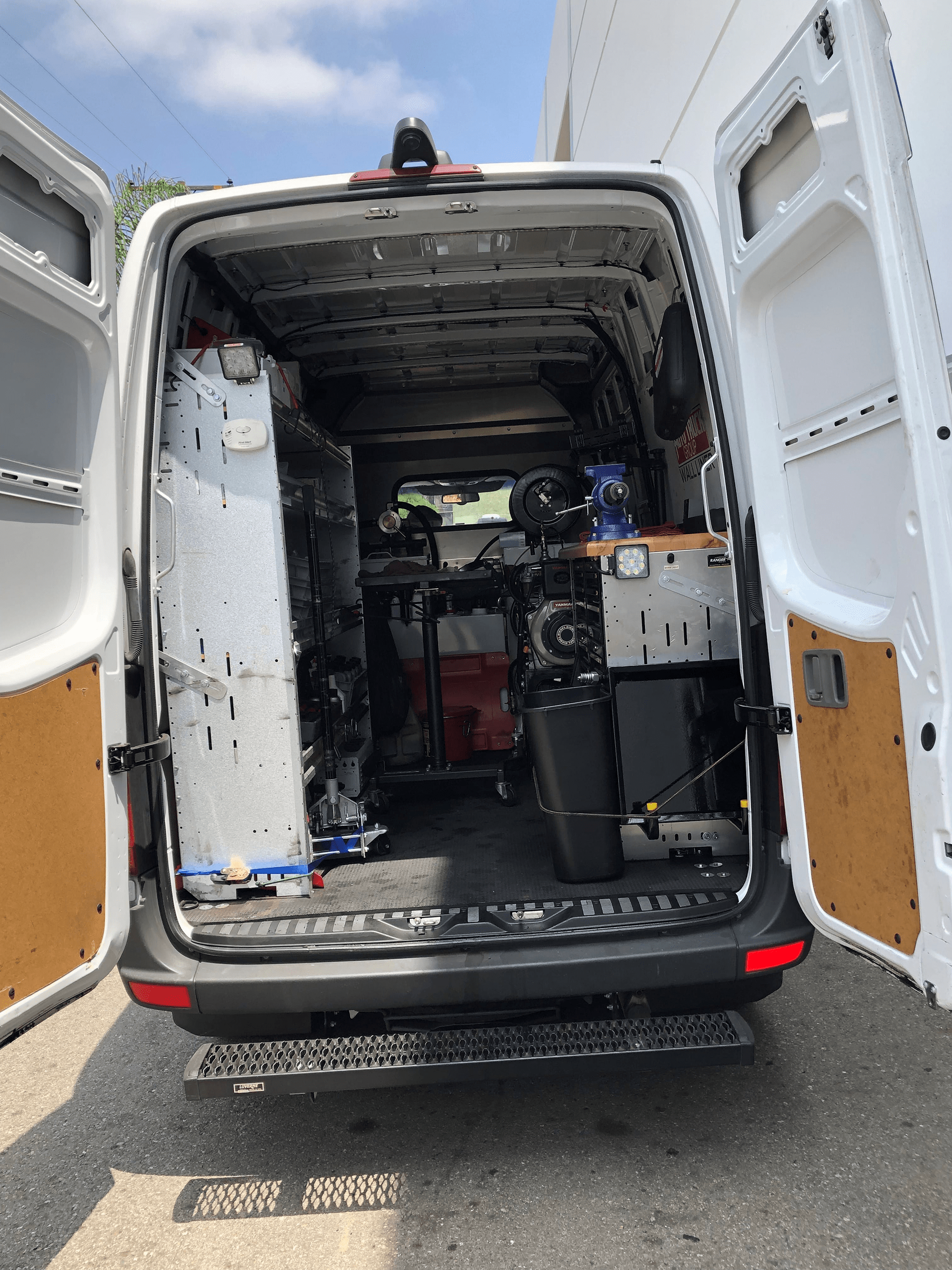 Sprinter van care 4
