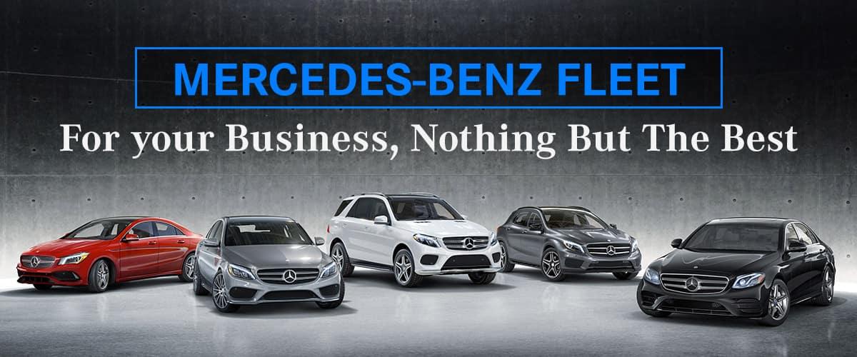 mercedes-benz fleet