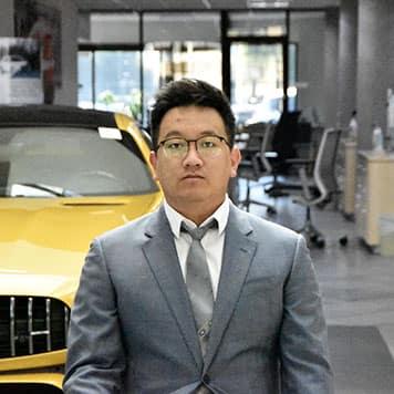 Alex Cong