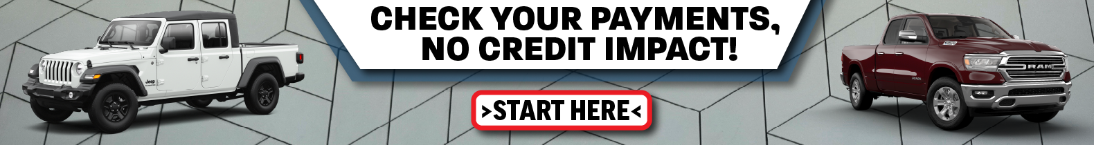 Payment Check Banner