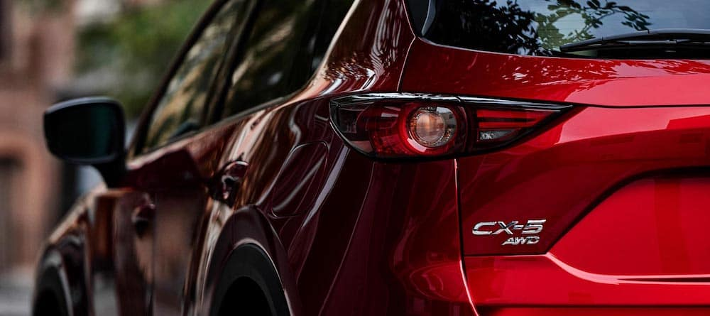 2019 Mazda CX-5 Exterior Rear View