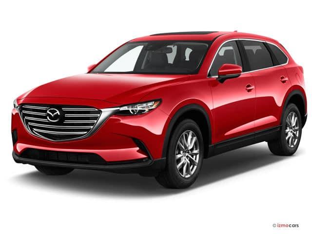 The 2020 Mazda CX-9