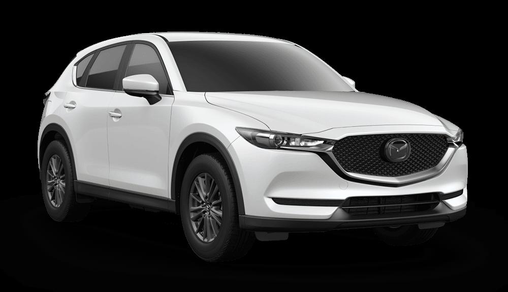 The 2020 Mazda CX-5
