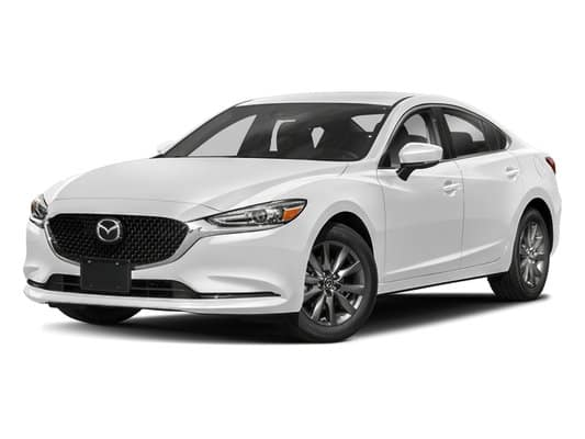 Finance The 2019 Mazda6 Sport AT
