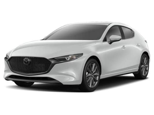 The 2020 Mazda3 Hatch