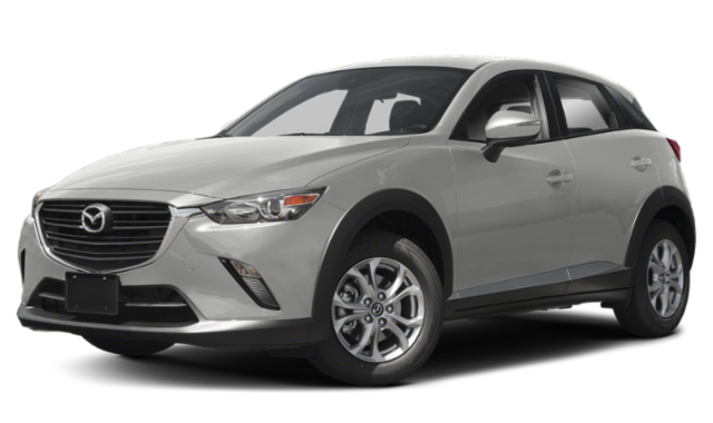 2019 Mazda CX-3 Comparison Image