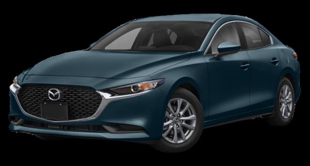 2019 Mazda3 Comparison Image
