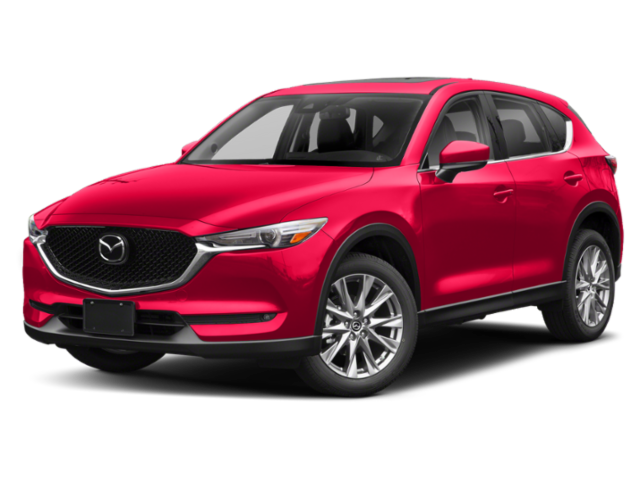 2020 Mazda CX-5 Comparison Image