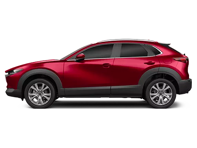 The All-New 2020 Mazda CX-30