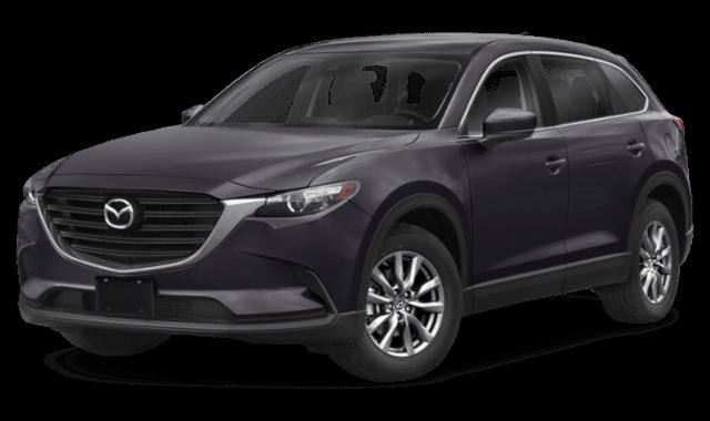 2020 Mazda CX-9 Comparison Image