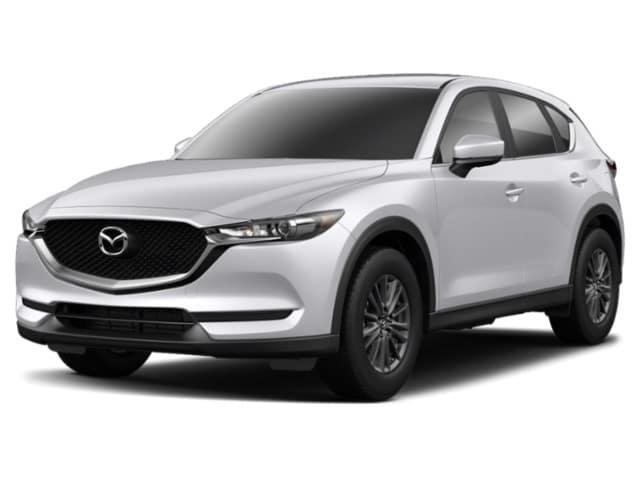 Drive the All-New 2021 Mazda CX-5