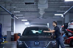 who makes Mazda