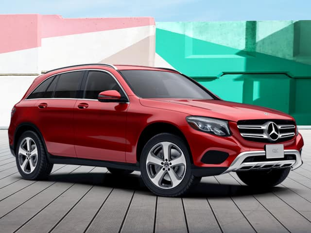 2019 GLC 300 4MATIC SUV