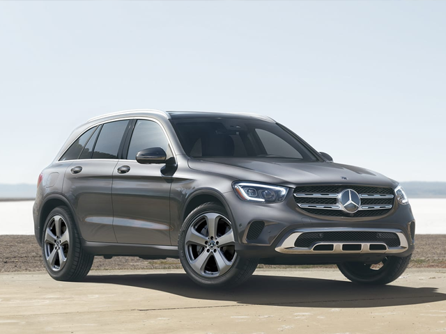2020 GLC 300 4MATIC SUV