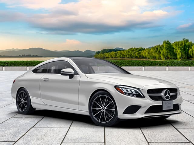 2020 C COUPE